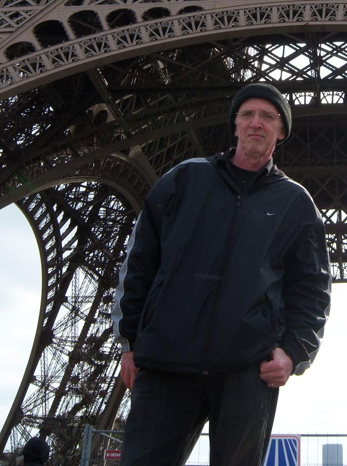 drax ireland by the eiffel tower