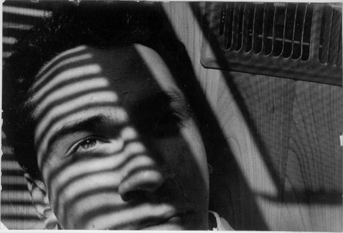 andrew topel - self-portrait in light